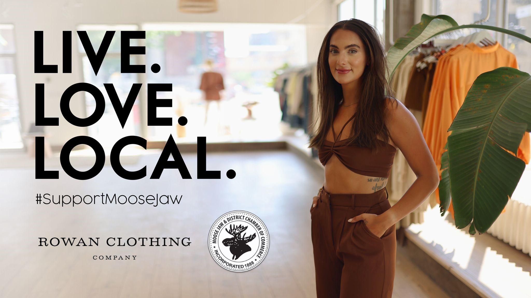 Rowan Clothing